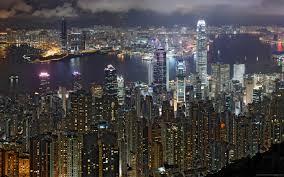 hong kong city nights hd wallpapers hong kong skyline night wallpaper 2560x1600 21533