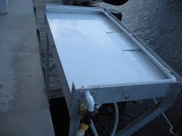 Fish Cleaning Station Opinions The Hull Truth Boating And - Fish cleaning table design