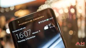 porsche design phone mate 9 hands on with the huawei porsche design mate 9 androidheadlines com
