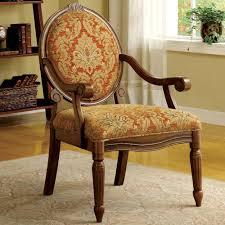 home decorators collection hammond ruby u0026 gold fabric arm chair cm