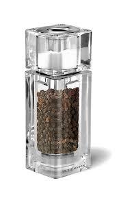 cole u0026 mason precision grind cube combi salt and pepper mill