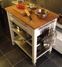 kitchen island cart ikea kitchen island cart ikea förhöja birch carts trolley and 400x431 7