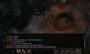 look siege social beamdog addresses problematic content in baldur s gate by adding