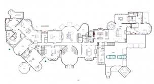 mansion floor plans mega mansion floor plan house floor plans