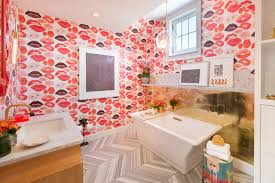 bathroom design san francisco 15 beautiful reasons to wallpaper your bathroom hgtv u0027s