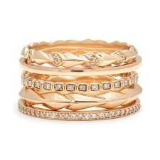 stackable wedding bands shop women s stacking wedding bands sheffield jewelry