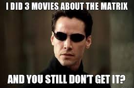 The Matrix Meme - matrix meme pincaption