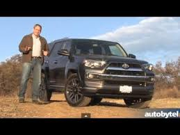 toyota 4runner 2014 review 2014 toyota 4runner limited test drive review