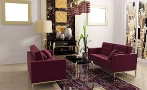 living room purple couch living room design living room decor