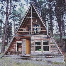 small a frame cabins aframe pinteres