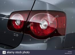 red volkswagen jetta 2008 2008 volkswagen jetta s in gray tail light stock photo royalty
