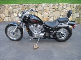 2007 honda shadow 600 news reviews msrp ratings with amazing