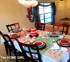 Dr Seuss Bedroom The Home Tablescape Tuesday