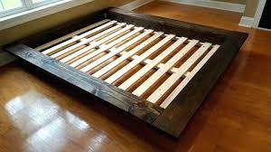 Floating Bed Frames Floating Bed Plans Fin Soundlab Club