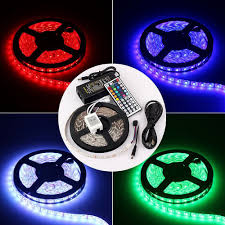 strips of led lights rgb led strip u2013 razonledstrip