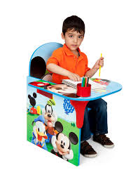 Childrens Desk Accessories by Amazon Com Delta Children Chair Desk With Storage Bin Disney
