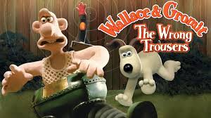 wallace gromit wrong trousers movie fanart fanart tv