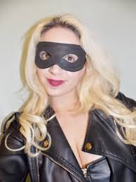 Black Eye Makeup For Halloween B A Photos Dc Comics Black Canary Cosplay Costume Makeup