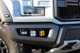 Ford Raptor Led Light Bar by Buy 2017 Ford Raptor Baja Designs Fog Light Kit