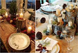 pine cone table decorations decorating ideas awesome dining table design and decoration using