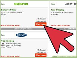 free gift cards codes how to earn free gift cards 9 steps with pictures wikihow