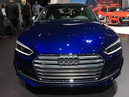 first audi ever made 2017 nyias first audi s5 sportback to ever come to america