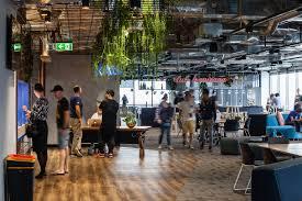 spacestor workspace of the week atlassian sydney