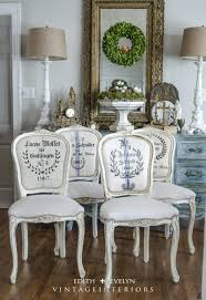 french provincial dining room furniture dining chairs studio french vintage cottage weathered oak finish