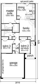 plan of house floor plan of craftsman farmhouse house plan 88634 house