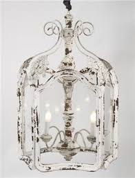 Birdcage Chandelier Shabby Chic Shabby Chic Fans Shabby Yet Chic Distressed White Candle