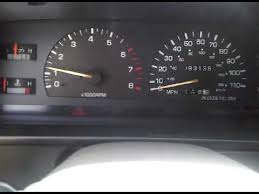 problems with toyota 4runner 1992 toyota 4runner problems