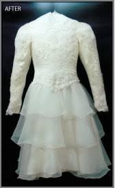 wedding dress restoration winzer cleaners wedding gown restoration