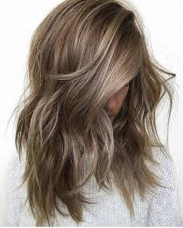 platinum hairstyles with some brown dark blonde hair possesses a lot of depth and definition that is