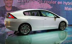 Honda Insight Hybrid Interior Honda Launches Insight Hybrid Blog With New Photos And Videos