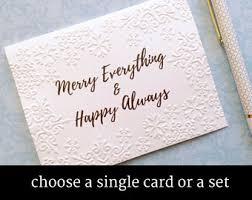 non religious cards etsy