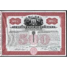 credit foncier si e social 22 best cuba stock and bond certificates images on