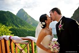 destination weddings st it doesn t get any better than this at ladera resort st
