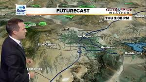 Las Vegas Weather Map by 13 First Alert Las Vegas Morning Weather For July 27 Youtube