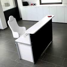 comptoir de bureau bureau accueil pas cher bureau de travail à vendre lepolyglotte