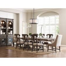 Dining Room Set With China Cabinet by Kincaid Dining Room Set Kincaid Furniture Sturlyn Round Dining Ny