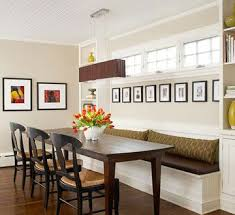 dining room with banquette seating banquette benches banquettes bench and room