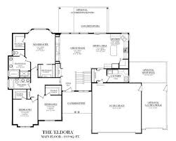 home plans with large kitchens floor plan with large pantry madisonark