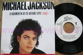 Michael Jackson Bad Album Totally Vinyl Records Jackson Michael 9 Fragmenten Uit De