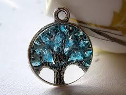 blue sapphire necklace pendant images Blue sapphire necklace tree of life tree of life jewelry jpg