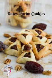 purim cookie cutters dates purim cookies recipe aka dates ozen haman veena azmanov