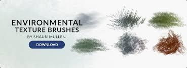 free brush set shaun mullen u0027s epic environments