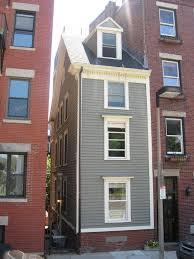 boston skinny house the spite house an architectural phenomenon built on rage and