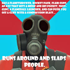 Pyro Meme - pyro hot hand meme by tommy skylander on deviantart