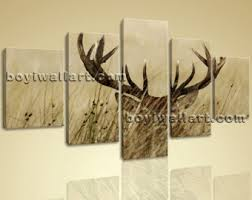 Wall Art For Dining Room Contemporary by 5 Panel Wall Art Etsy