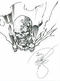 erik larsen spawn convention sketch in colin murchison u0027s